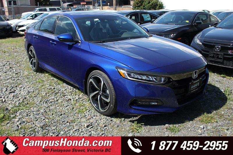 2019 Honda Accord Sport 1.5T #19-0659