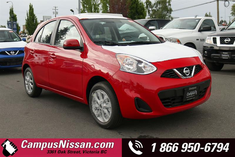 2019 Nissan Micra SV FWD w/ Style Package #9-A224
