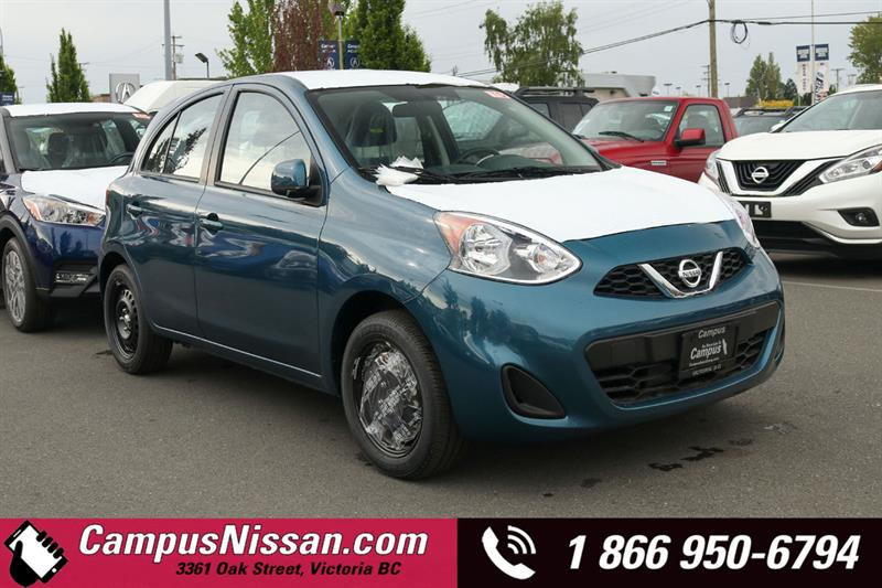 2019 Nissan Micra SV FWD #9-A229-NEW