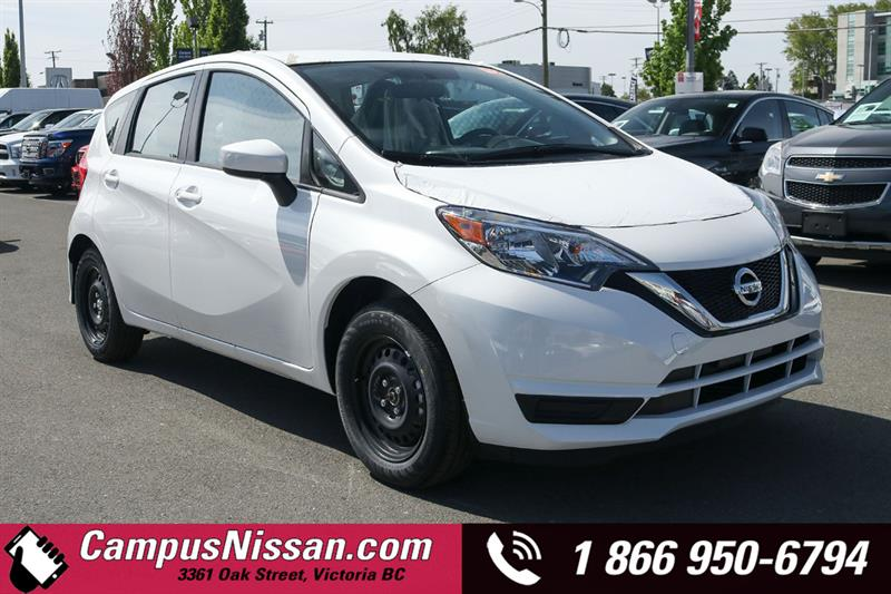2019 Nissan Versa Note S FWD Manual #9-B268-NEW