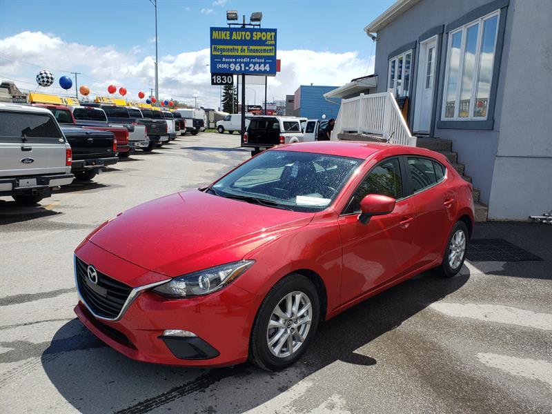 Mazda Mazda3 2015 4dr HB Sport GS