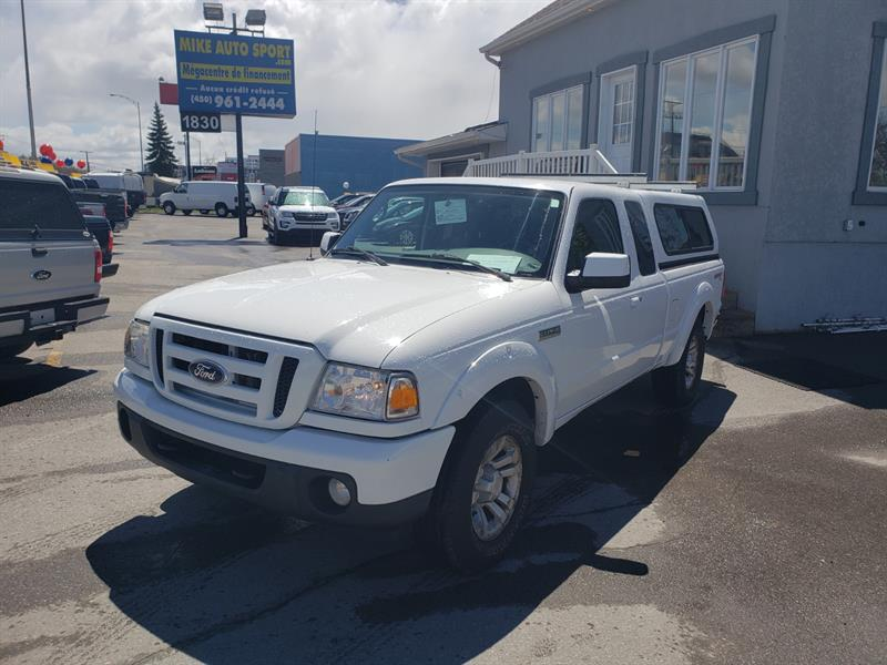 Ford Ranger 2010 4WD SuperCab 126