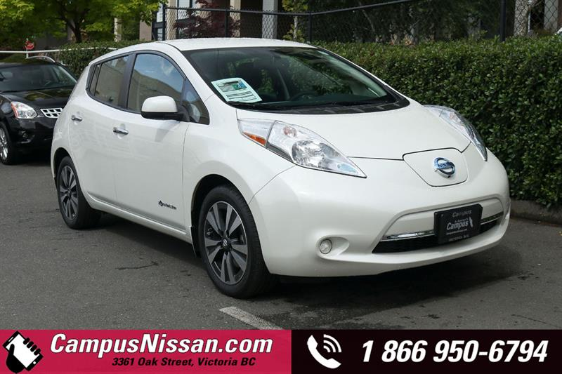 2016 Nissan Leaf | SV | Premium Tech & 30 kWh Battery #JN3257