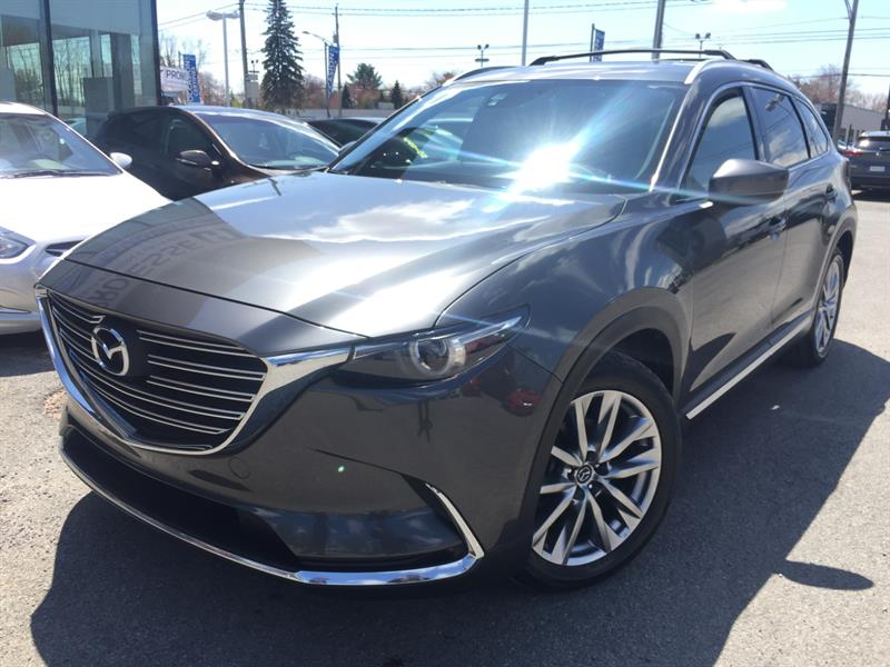 2017 Mazda CX-9 GT AWD 7 PASSAGERS, NAVIGATION+ #19245A