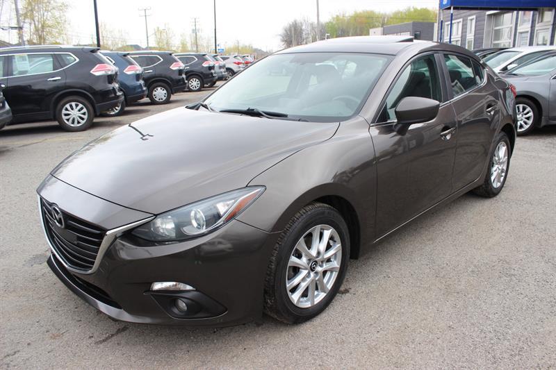 Mazda Mazda3 2014 Sdn GS-SKY *TOIT + GPS*  #5134