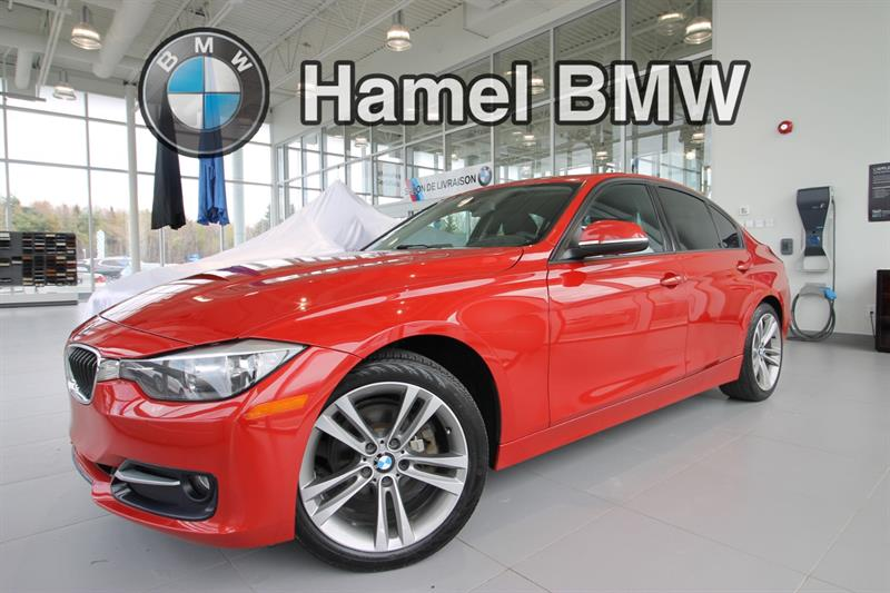 BMW 3 Series 2015 4dr Sdn 320i xDrive AWD #U19-090