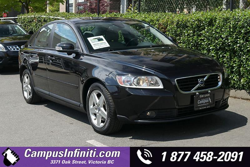 2009 Volvo S40 | S40 2.4L | FWD w/ Leather Interior #18-Q5022A