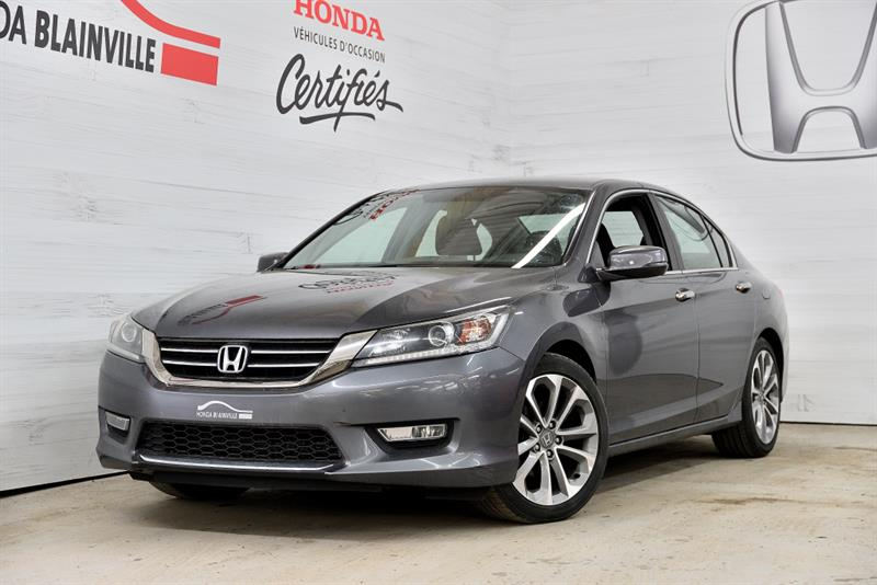 Honda Accord Berline 2013 Sport #190982A