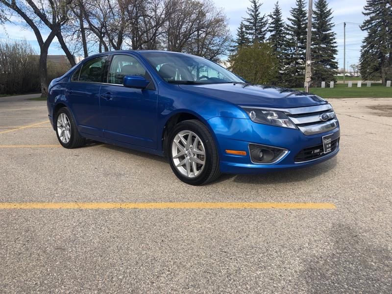 2012 Ford Fusion SEL #9908.0