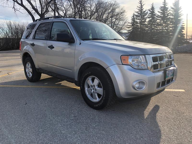 2011 Ford Escape XLT Automatic #cons1