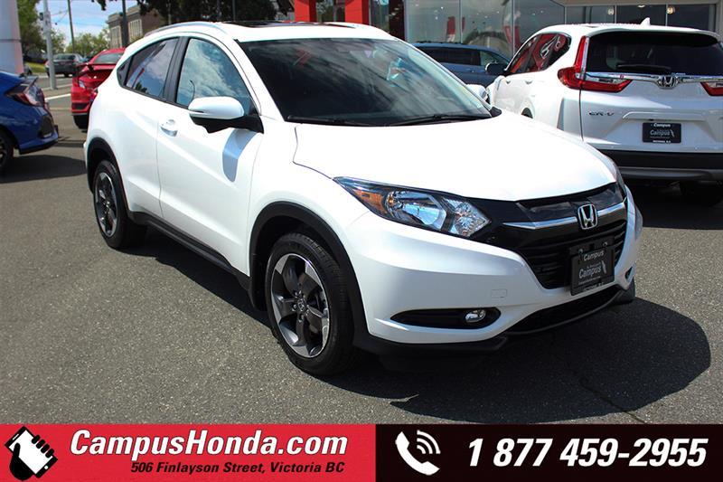 2018 Honda HR-V EX-L w/ Navigation #18-0583