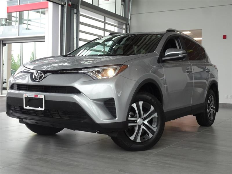 2016 Toyota RAV4 LE Upgrade Package #P6883T
