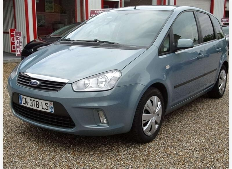 Ford C-max 2008 1.6 TDCI 90CH TREND #2994