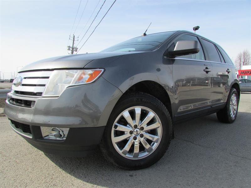 Ford EDGE 2010 LIMITED AWD TOIT PANO BLUETOOTH !!! #4354