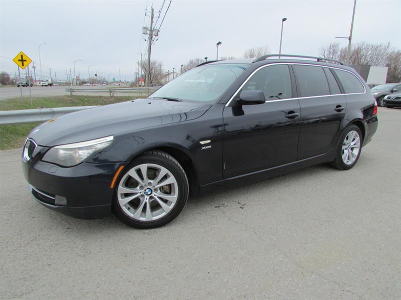 BMW 535i Xdrive 2009 i xDrive Touring BLUETOOTH TOIT PANO!!! #4237
