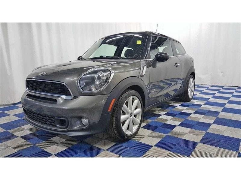 2013 Mini Cooper Paceman Cooper S AWD/LEATHER/SUNROOF/HTD SEATS #13MC51971
