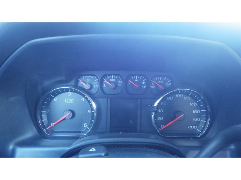 2018 Chevrolet Silverado 1500 2018 Chevrolet Silverado 1500 - 4WD Double Cab 143 #19-9286-18
