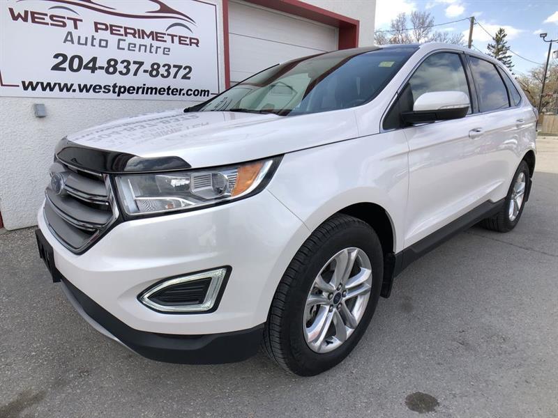 2017 Ford EDGE SEL #5537