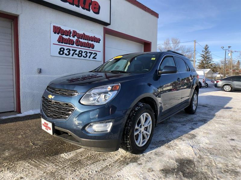 2017 Chevrolet Equinox LT AWD, BACKUPCAM, HTDSEATS, BLUTOOTH #5441
