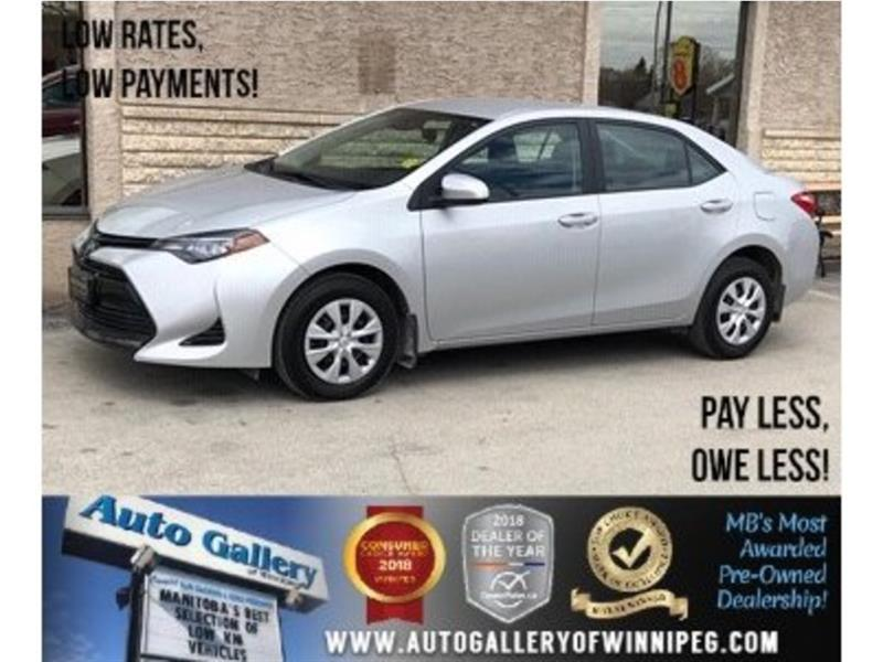 2017 Toyota Corolla SE *Bluetooth/6Spd Manual #23807