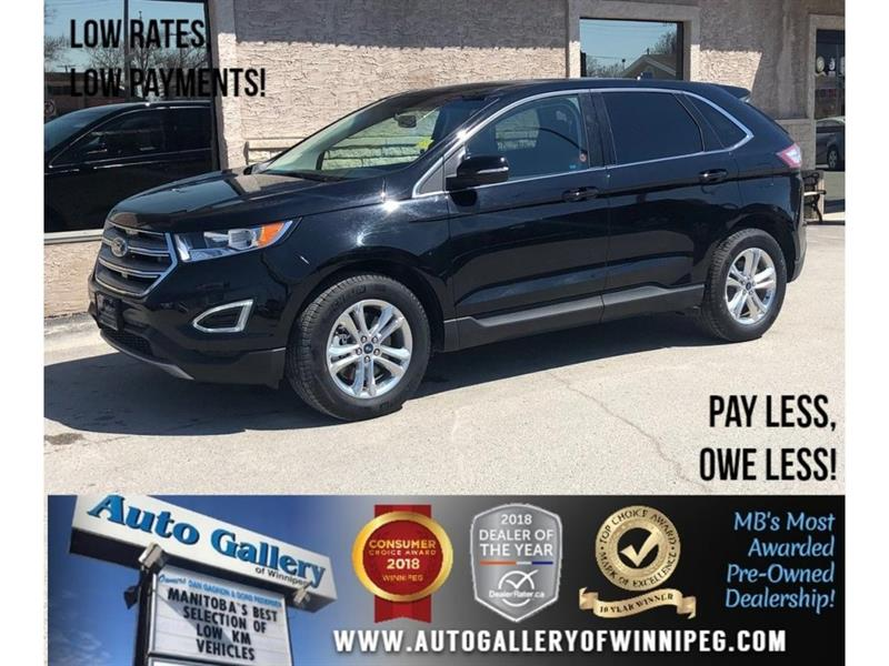 2018 Ford EDGE SEL *AWD/Lthr/Pano Roof/Navi #23868