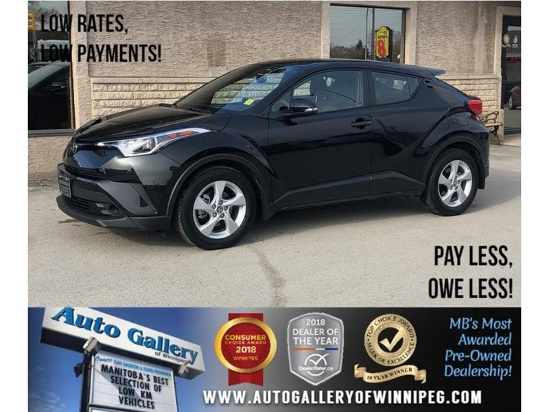 2019 Toyota C-HR XLE *Htd Seats/Bluetooth/Backup Cam/2.0L #23877