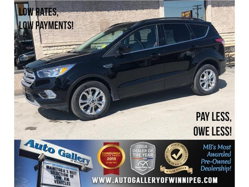 2018 Ford Escape SE *AWD/Htd Seats/Backup Cam/Low KMs!* #23558