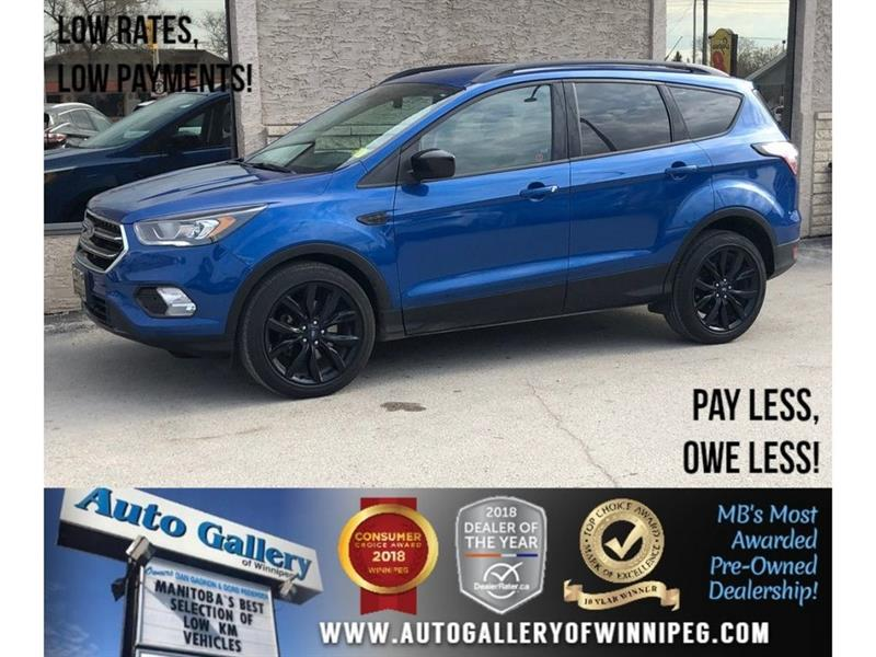 2017 Ford Escape SE *AWD/Htd Seats/Navi/Backup Cam #23604