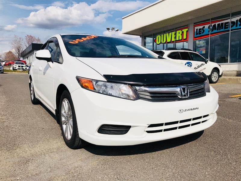 Honda Civic 2012 EX (M5) #15833b