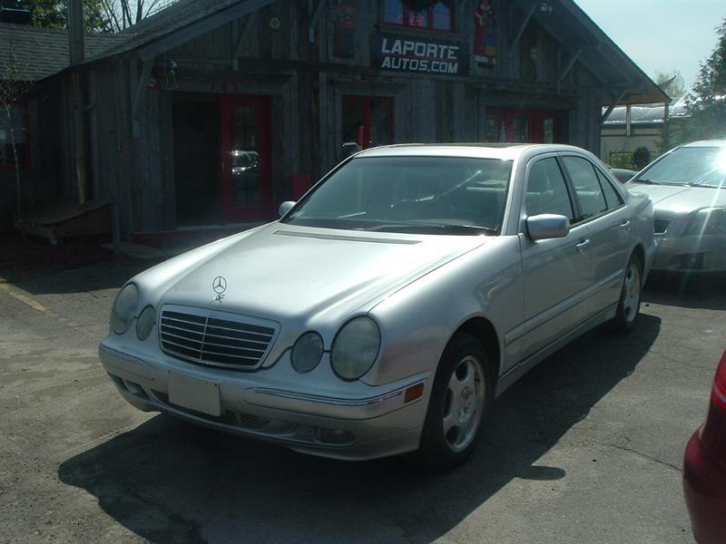 Mercedes-Benz E320 2001 4matic #2299