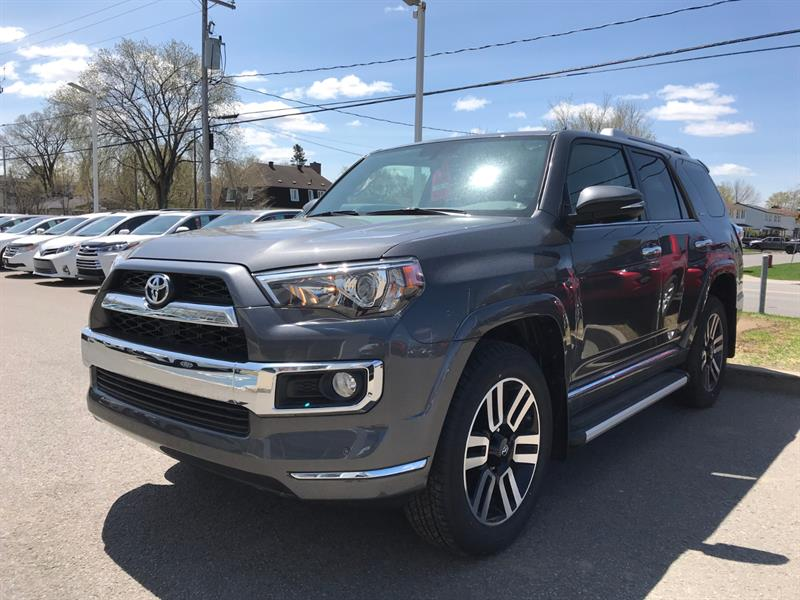 Toyota 4Runner 2018 LIMITED AWD #5276-18