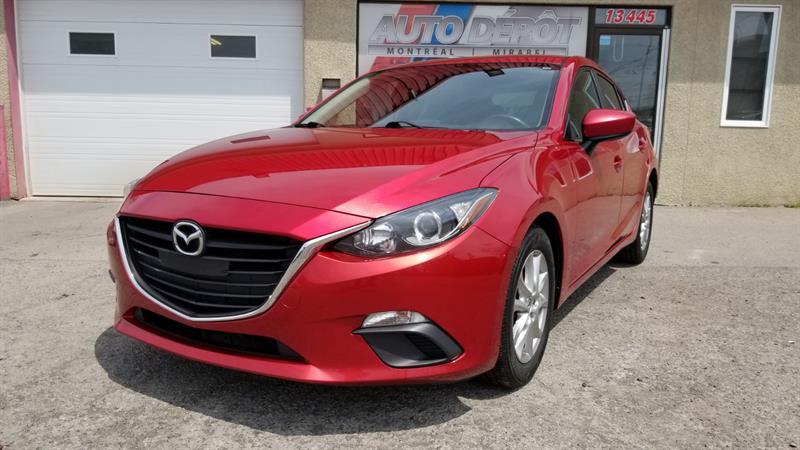 Mazda Mazda3 2015 Sport GS 6 VITESSES #6416