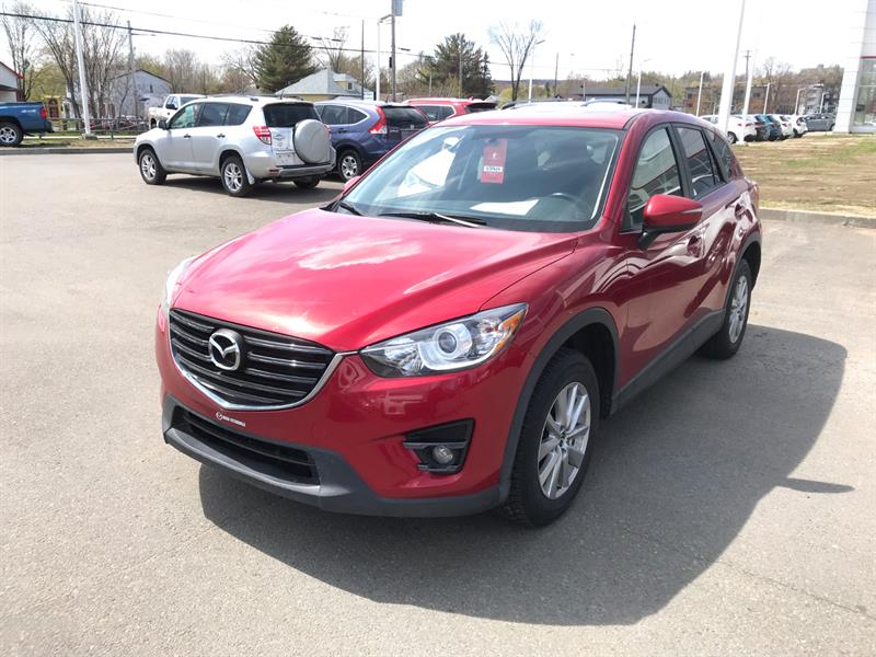 Mazda CX-5 2016 GS AWD #55919