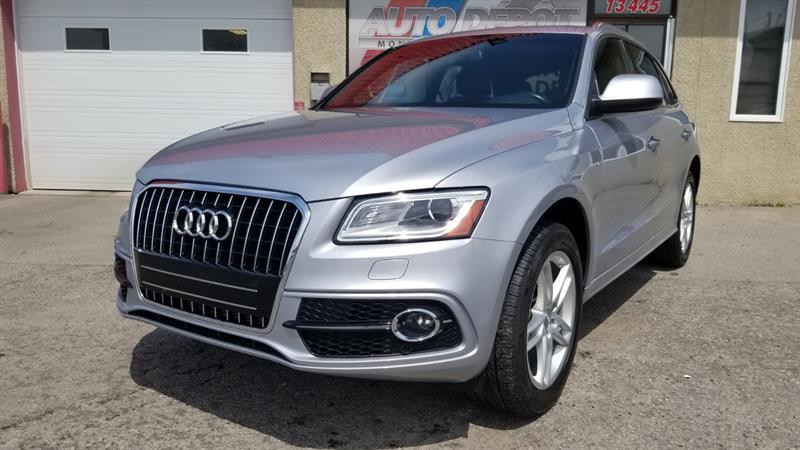 Audi Q5 2015 2.0T PROGRESSIV, S-LINE, QUATTRO #6363