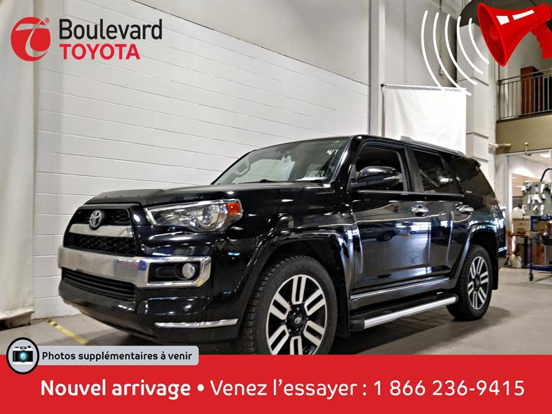 2015 Toyota 4Runner * LIMITED 7 OCCUPANTS * #530067
