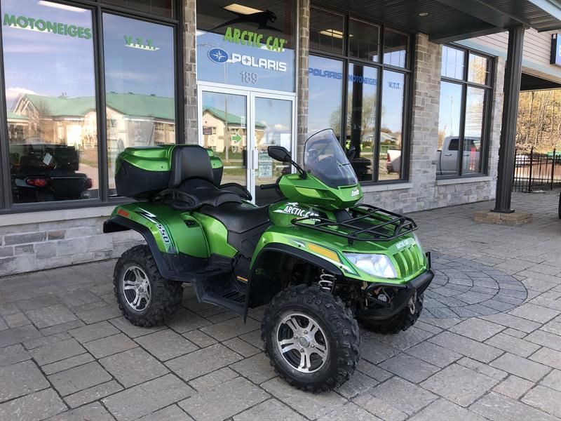 Arctic Cat TRV 550 2012
