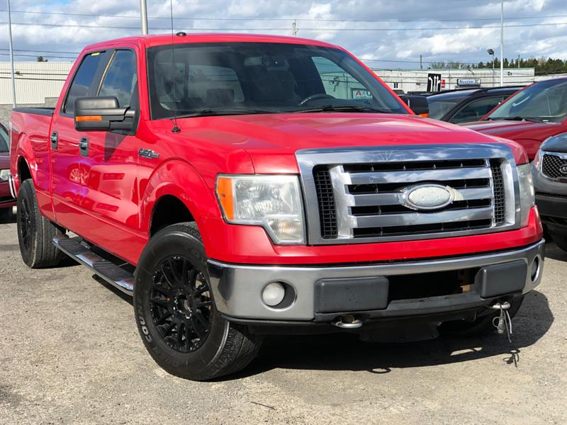 Ford F-150 2009 SuperCrew #9FA77331