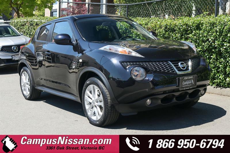 2011 Nissan Juke | SL | AWD w/ Navigation #9-F251A