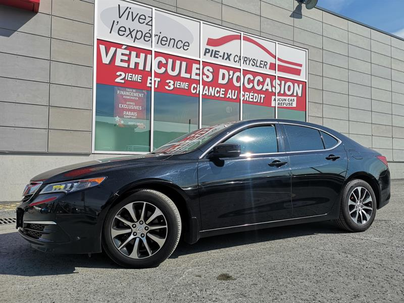 Acura TLX 2015 4dr Sdn FWD TOIT CUIR MAGS #UD5265