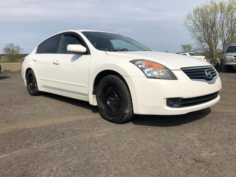 Nissan Altima 2007 4dr Sdn I4 2.5 S 5146036544
