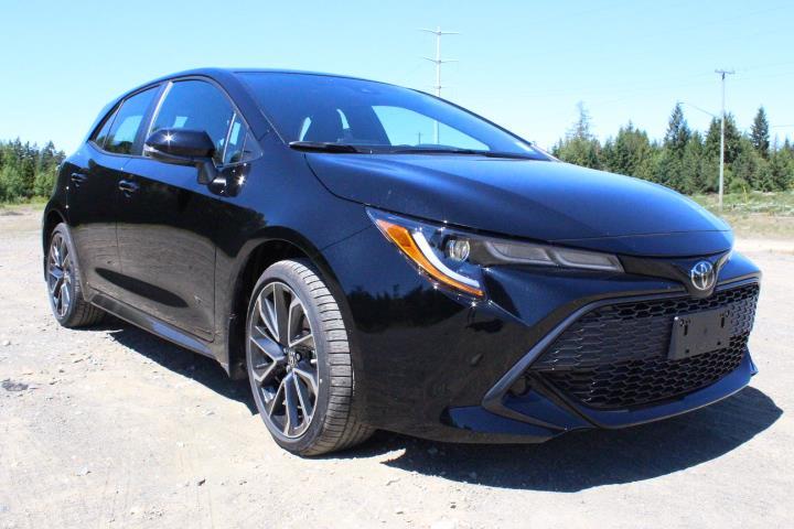 2019 Toyota Corolla Hatchback SE Upgrade #12499