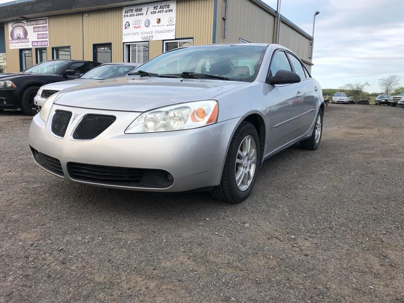 Pontiac G6 2006 4dr Sdn V6 5146036544