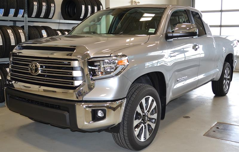 2019 Toyota Tundra 4x4 Double Cab Limited 5.7L #BY8155