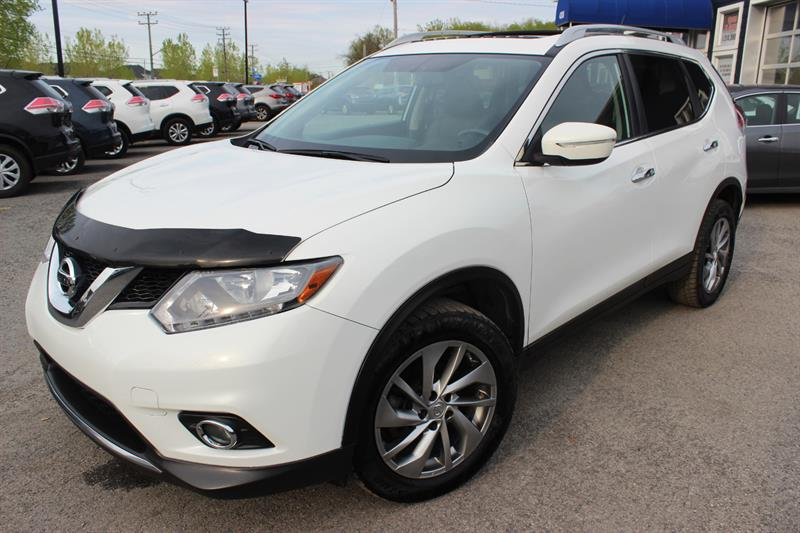 2014 Nissan Rogue For Sale >> Used Nissan Rogue For Sale In Laval Autozoom