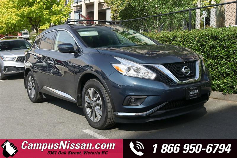 2017 Nissan Murano | SV | AWD w/ Trailer Hitch #9-F258A