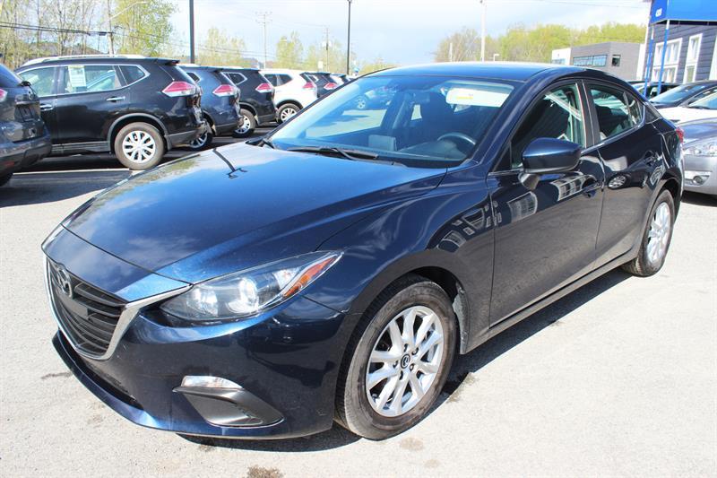 2015 Mazda Mazda3 GS   #5143