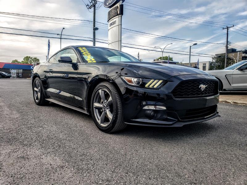 Ford Mustang 2017 ** COUPE ** MANUEL  #90606a