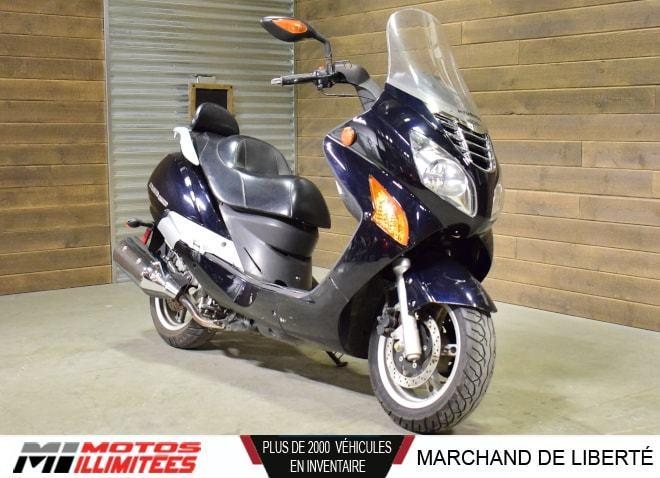 Hyosung Motors America MS3250 2009