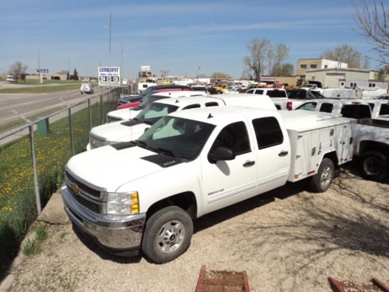 2013 Chevrolet Silverado 2500HD -