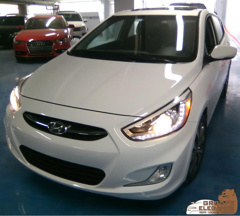 2015 Hyundai Accent GLS,  HATCHBACK, 5DR